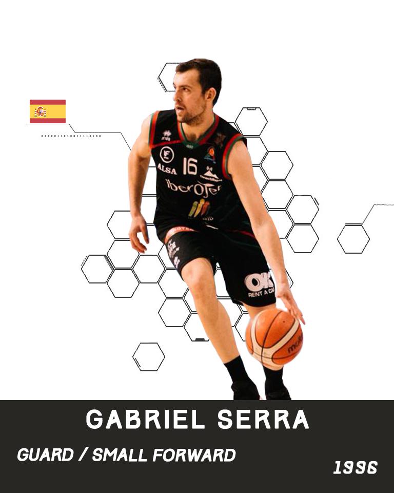 GABRIEL SERRA