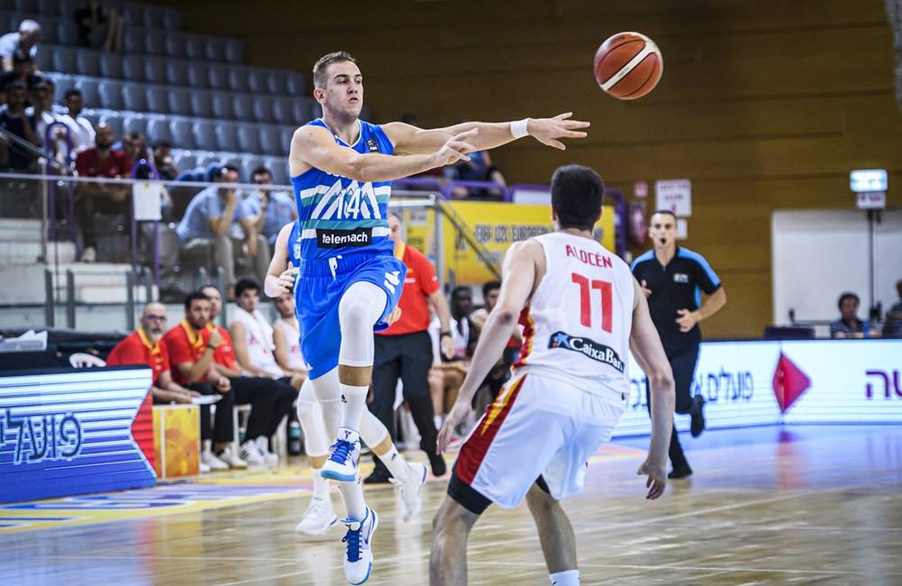 Tim Tomazic assist