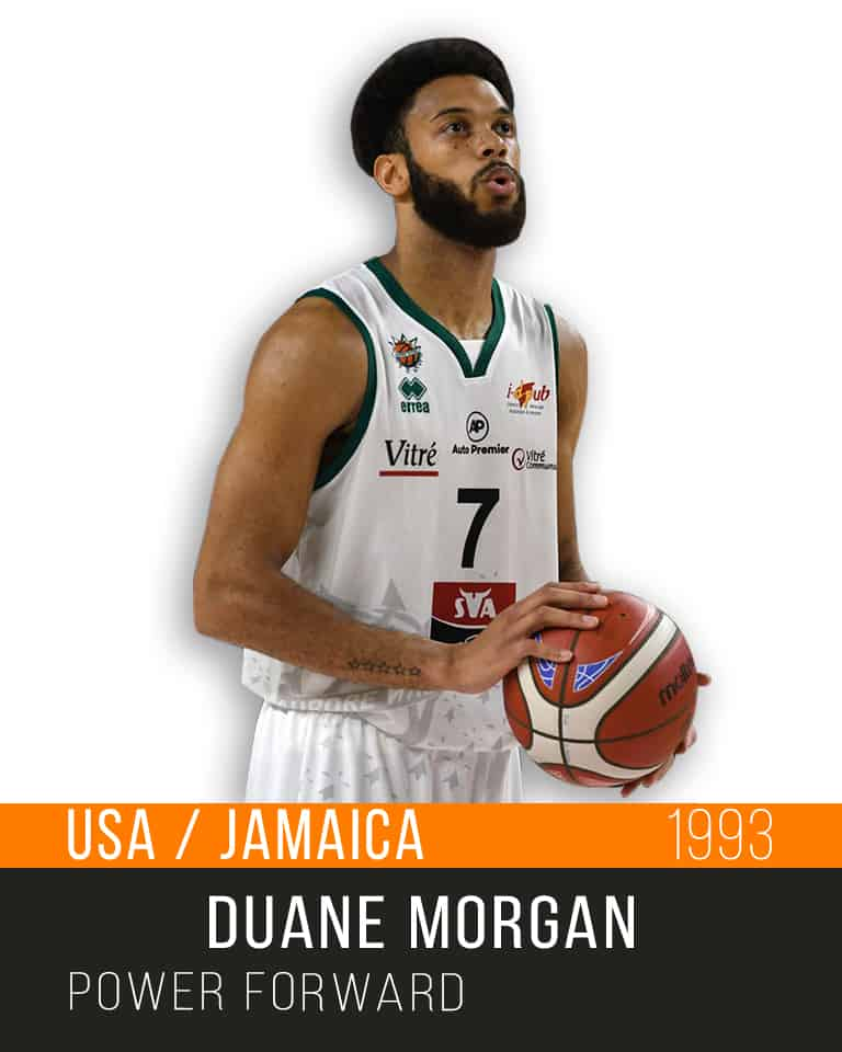 Duane Morgan