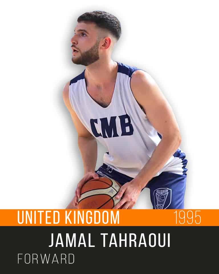 Jamal Tahraoui