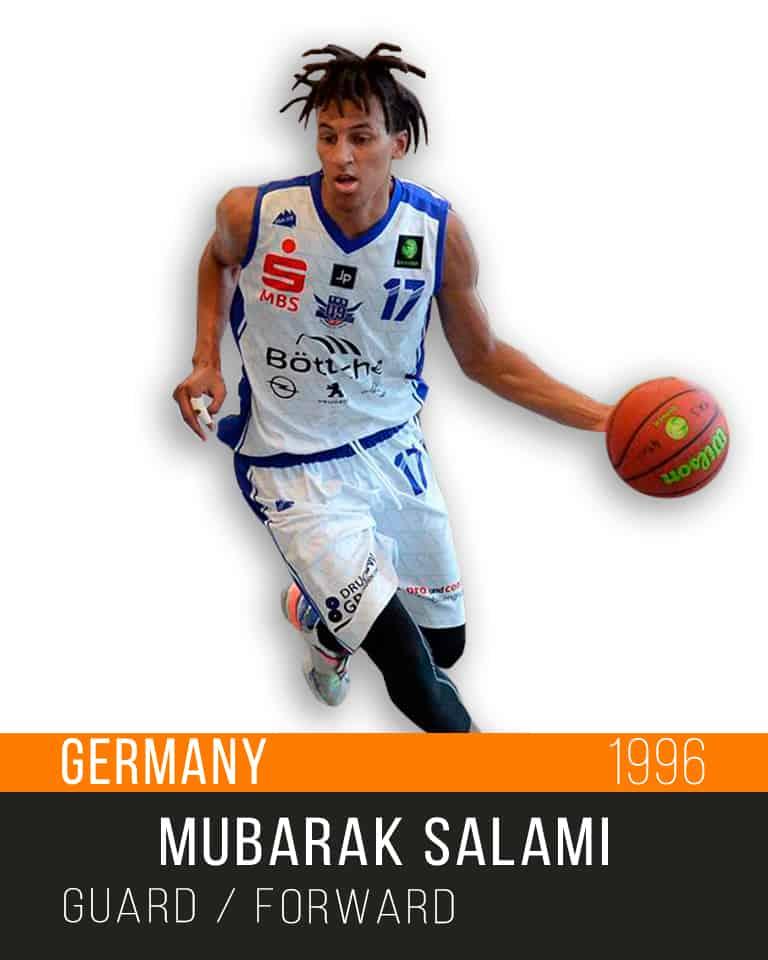 Mubarak Salami