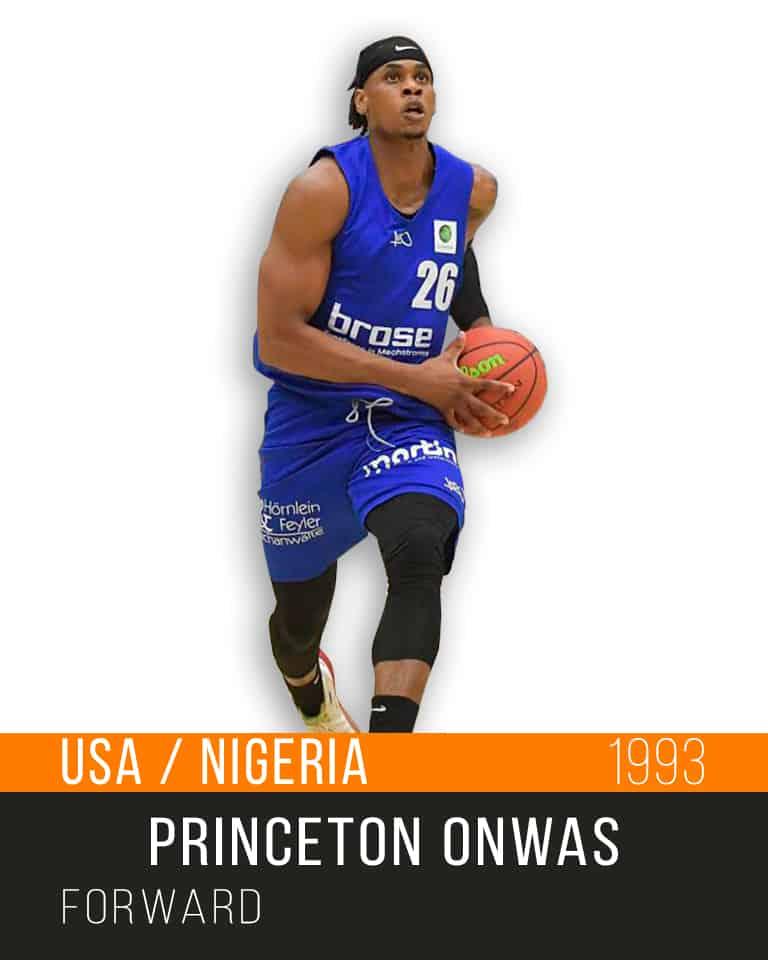 Princeton Onwas