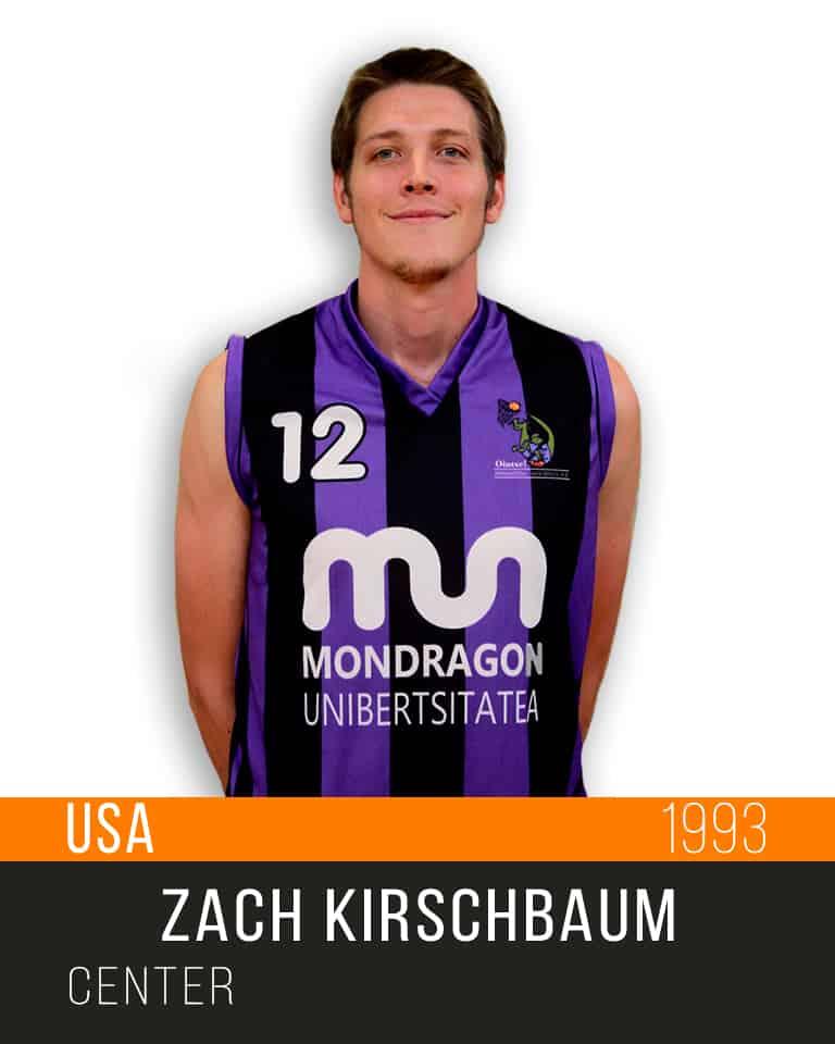 Zach Kirschbaum