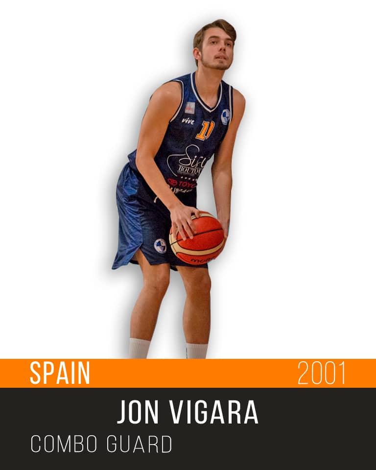 Jon Vigara