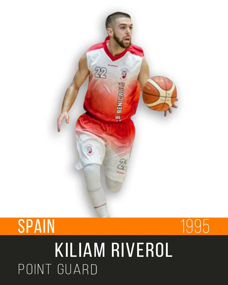 Kiliam Riverol