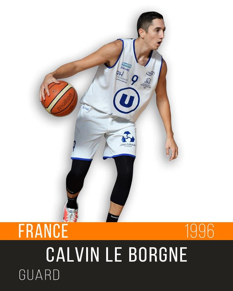 Calvin Le Borgne