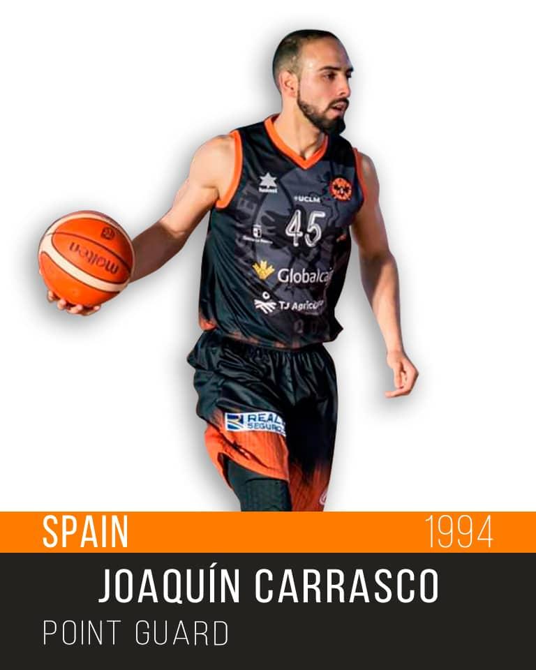 Joaquín Carrasco