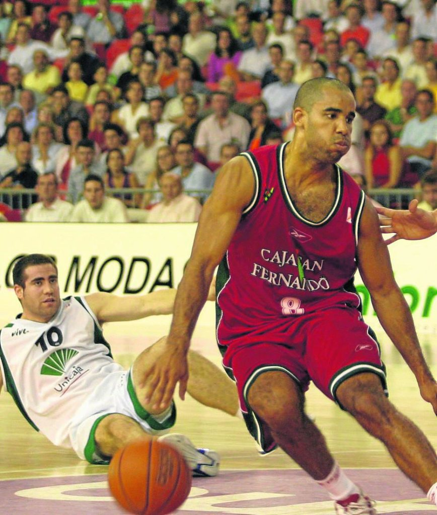 Carlos Cherry ACB vs Unicaja