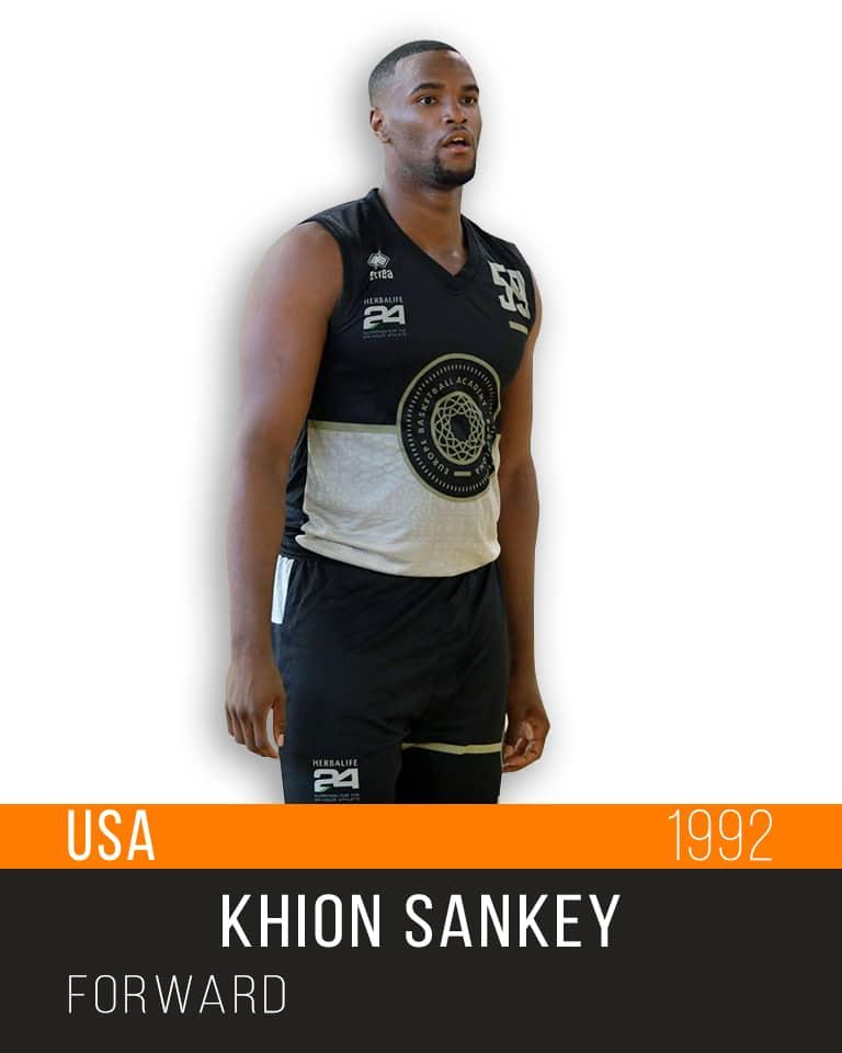Khion Sankey