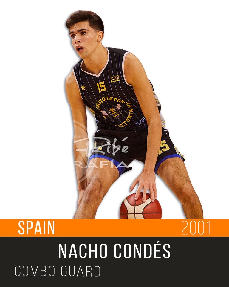 Nacho Condés