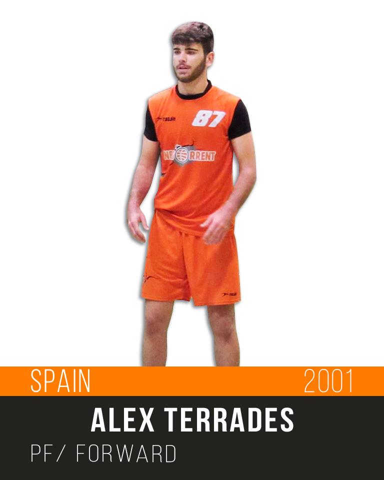 Alejandro Terrades