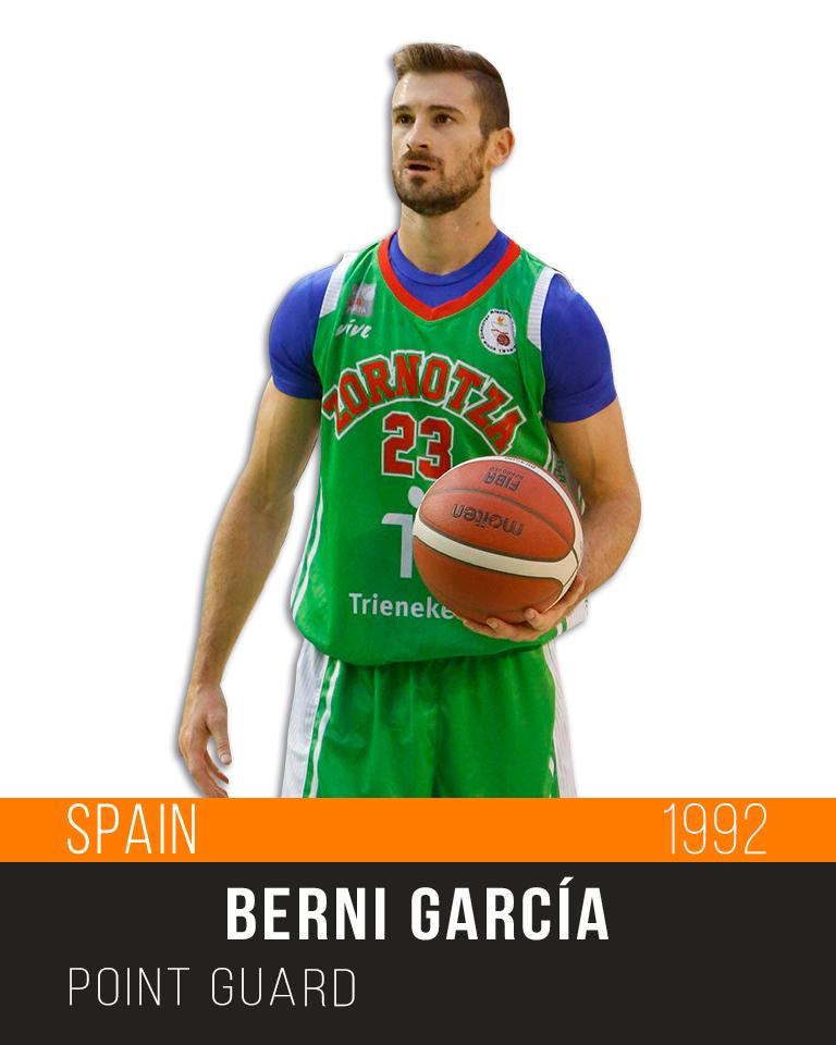 Berni García